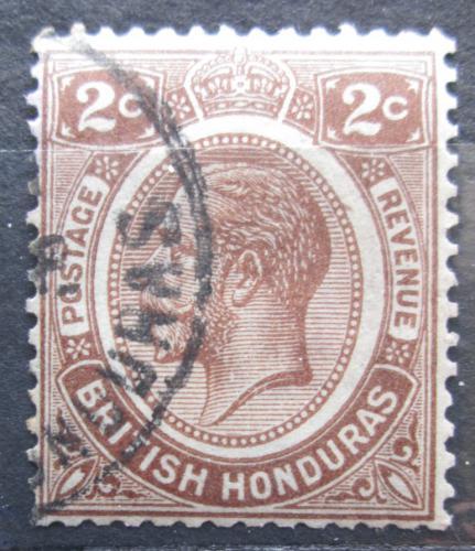 Poštovní známka Britský Honduras 1923 Král Jiøí V. Mi# 90