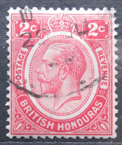 Poštovní známka Britský Honduras 1926 Král Jiøí V. Mi# 91