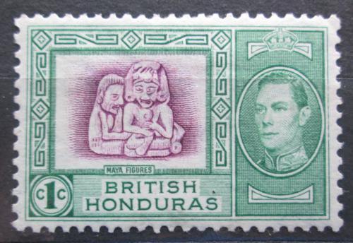 Poštovní známka Britský Honduras 1938 Umìní Mayù Mi# 112