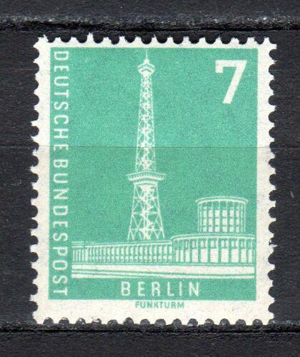 Poštovní známka Západní Berlín 1956 Rádiový vysílaè Mi# 135 Kat 10€