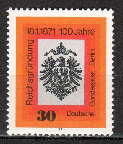 Poštovní známka Západní Berlín 1971 Založení Øíše, 100. výroèí Mi# 385