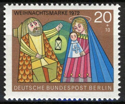 Poštovní známka Západní Berlín 1972 Vánoce Mi# 441
