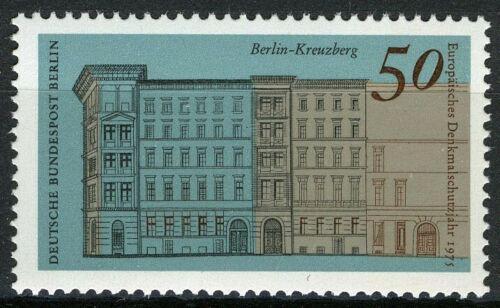 Poštovní známka Západní Berlín 1975 Naunynstraße v Berlínì Mi# 508
