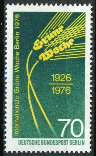 Poštovní známka Západní Berlín 1976 Zelený týden Mi# 516