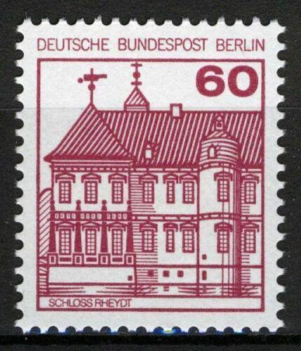 Poštovní známka Západní Berlín 1979 Zámek Rheydt Mi# 611 A