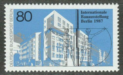 Poštovní známka Západní Berlín 1987 Novostavby Mi# 785
