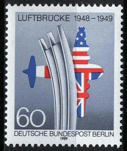 Poštovní známka Západní Berlín 1989 Konec blokády Berlína, 40. výroèí Mi# 842