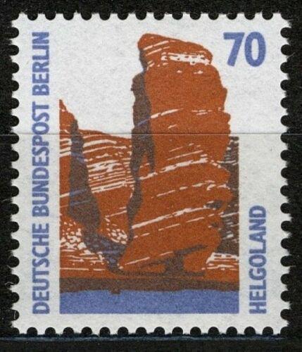 Poštovní známka Západní Berlín 1990 Heligoland Mi# 874