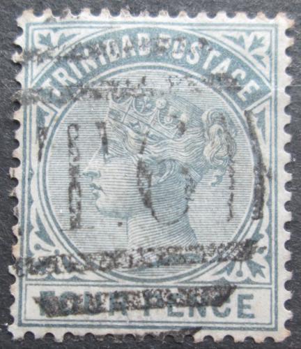 Poštovní známka Trinidad a Tobago 1883 Královna Viktorie Mi# 33