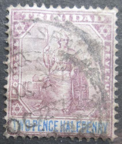 Poštovní známka Trinidad a Tobago 1896 Britannia Mi# 39