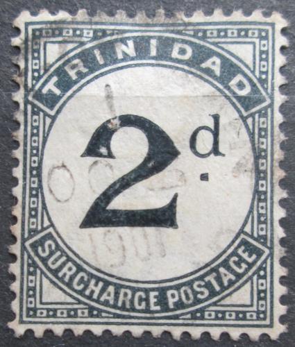 Poštovní známka Trinidad a Tobago 1885 Doplatní Mi# 3