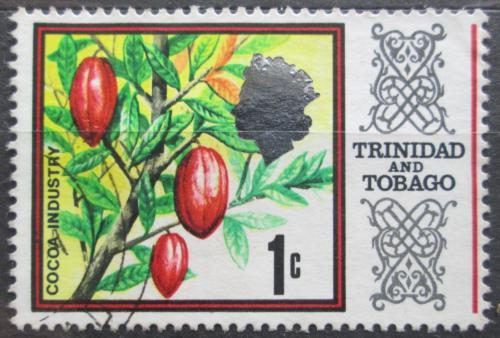 Poštovní známka Trinidad a Tobago 1969 Kakaové boby Mi# 227 X I