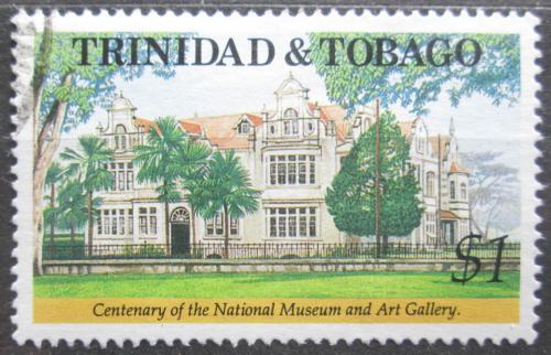 Poštovní známka Trinidad a Tobago 1992 Národní muzeum a galerie Mi# 641