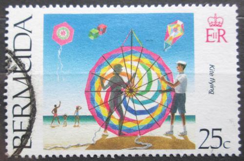 Poštovní známka Bermudy 1995 Pouštìní drakù Mi# 679