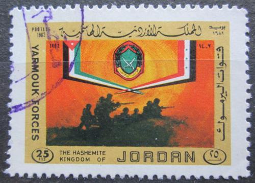 Poštovní známka Jordánsko 1982 Vojáci Mi# Mi# 1188
