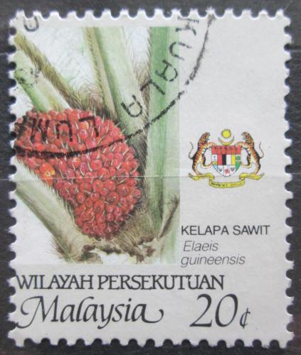 Poštovní známka Malajsie 1986 Palmový olej Mi# 20 A