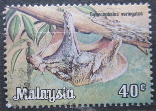 Poštovní známka Malajsie 1979 Letucha malajská Mi# 190 Y