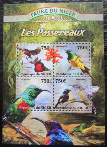 Poštovní známky Niger 2013 Strdimil Mi# 2059-62 Kat 12€