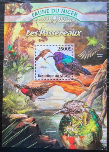Poštovní známka Niger 2013 Strdimil Mi# Block 153 Kat 10€