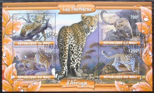 Poštovní známky Mali 2020 Jaguáøi Mi# N/N