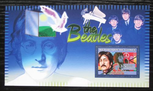 Poštovní známka Guinea 2006 The Beatles, John Lennon Mi# Block 996