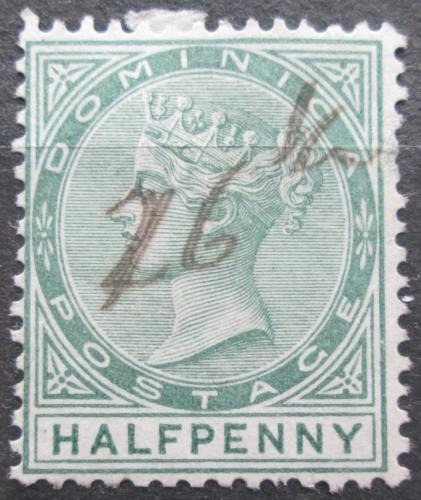 Poštovní známka Dominika 1883 Královna Viktorie Mi# 10 Kat 13€