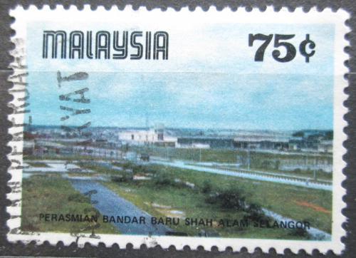 Poštovní známka Malajsie 1978 Shah Alam Mi# 188