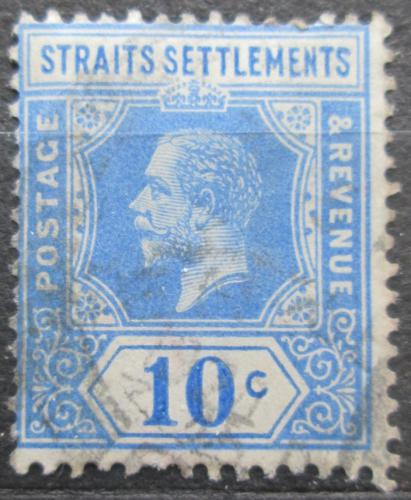 Poštovní známka Prùlivové osady 1919 Král Jiøí V. Mi# 161