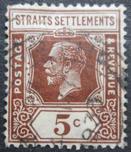 Poštovní známka Prùlivové osady 1932 Král Jiøí V. Mi# 179 II