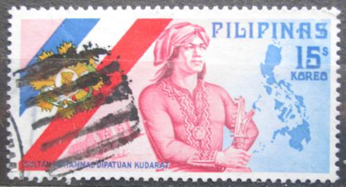 Poštovní známka Filipíny 1975 Sultán Mohammed Dipatuan Kudarat Mi# 1114