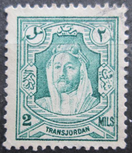 Poštovní známka Jordánsko 1942 Emír Abd Allah Ibn al-Husain Mi# 186