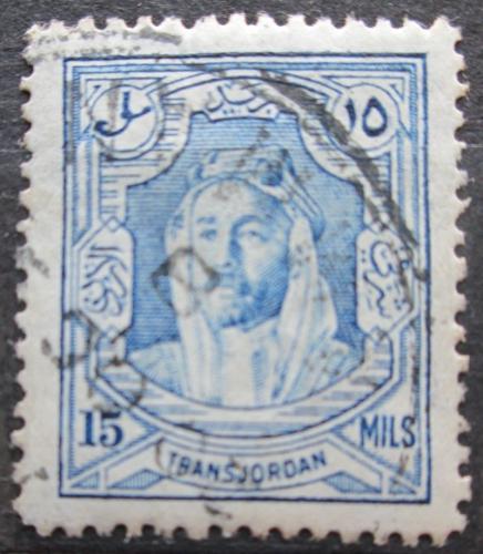 Poštovní známka Jordánsko 1930 Emír Abd Allah Ibn al-Husain Mi# 163 A