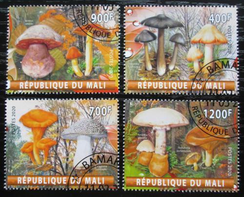 Poštovní známky Mali 2020 Houby Mi# N/N