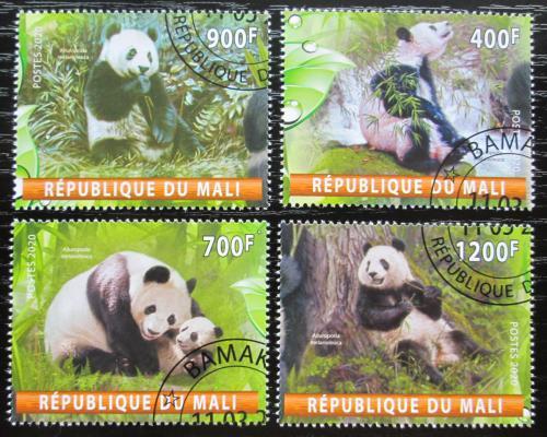 Poštovní známky Mali 2020 Pandy Mi# N/N