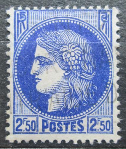 Poštovní známka Francie 1940 Ceres Mi# 404