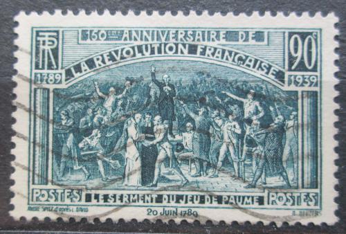 Poštovní známka Francie 1939 Francouzská revoluce, 150. výroèí Mi# 457