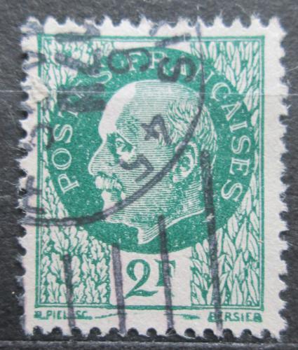 Poštovní známka Francie 1941 Maršál Philippe Pétain Mi# 525