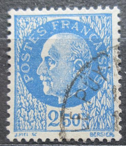 Poštovní známka Francie 1941 Maršál Philippe Pétain Mi# 527