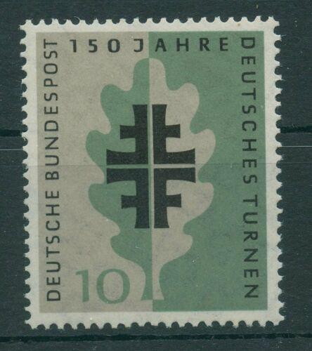 Poštovní známka Nìmecko 1958 Tìlovýchova Mi# 292