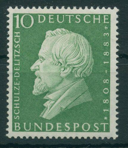 Poštovní známka Nìmecko 1958 Hermann Schulze-Delitzsch Mi# 293