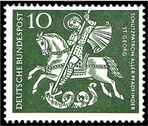 Poštovní známka Nìmecko 1961 Svatý Jiøí Mi# 346