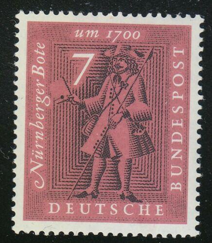 Poštovní známka Nìmecko 1961 Norimberský listonoš Mi# 365