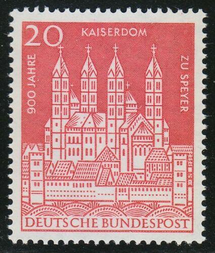 Poštovní známka Nìmecko 1961 Katedrála ve Špýru Mi# 366