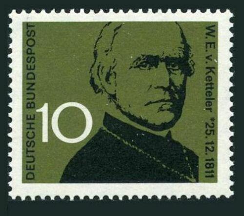 Poštovní známka Nìmecko 1961 Biskup Wilhelm Emmanuel Ketteler Mi# 374