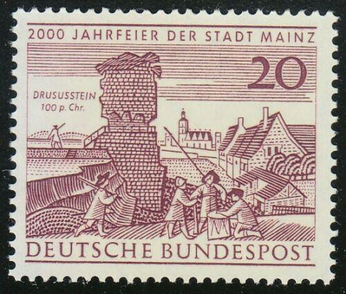 Poštovní známka Nìmecko 1962 Míšeò, 2000. výroèí Mi# 375