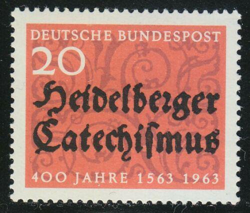 Poštovní známka Nìmecko 1963 Heidelberský katechismus, 400. výroèí Mi# 396