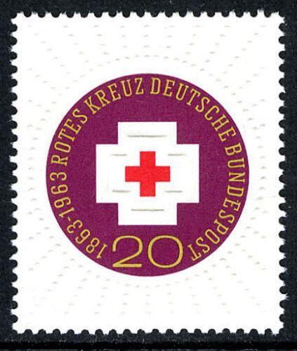 Poštovní známka Nìmecko 1963 Mezinárodní èervený køíž, 100. výroèí Mi# 400