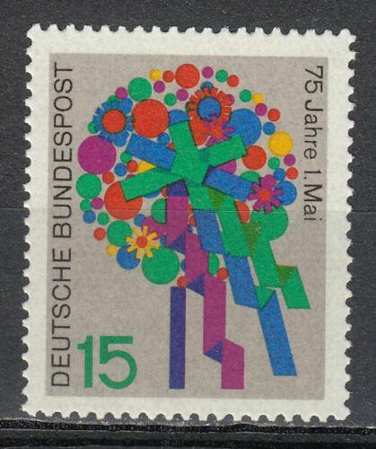 Poštovní známka Nìmecko 1965 Den práce Mi# 475