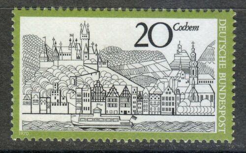 Poštovní známka Nìmecko 1970 Cochem Mi# 649