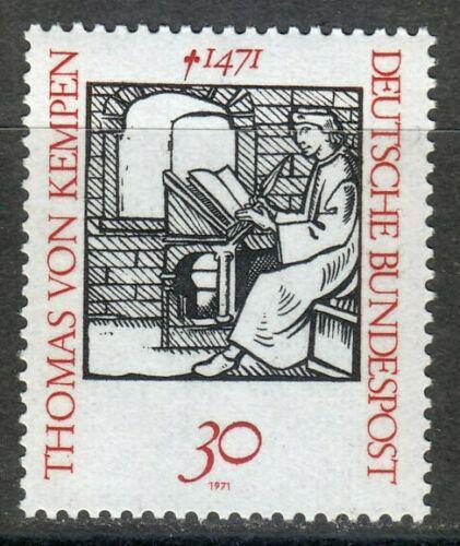 Poštovní známka Nìmecko 1971 Thomas von Kempen Mi# 674